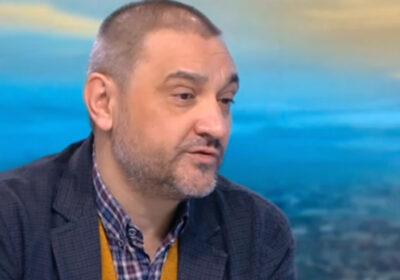Петър Велков: Проф. Чорбанов е в болница с COVID-19 и двойна бронхопневмония