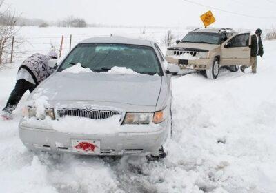 Нахлува снежен циклон в България, температурите падат рязко