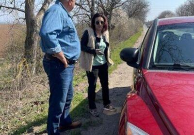 2 жени закъсаха на пътя, не повярваха, когато Бойко Борисов слезе да им помогне