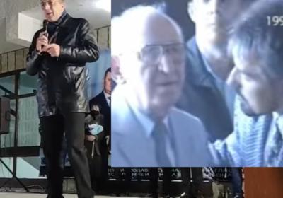 Карадайъ за Борисов: Този държеше автомат по време на Възродителния процес срещу мирни протестиращи