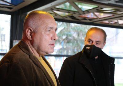 Борисов събра куп министри на Рожен: Българи имам добра новина!