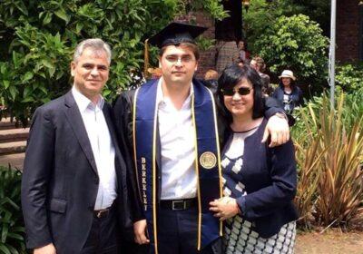 Корнелия Нинова сама платила $240 хил. за обучeнието на сина си в САЩ