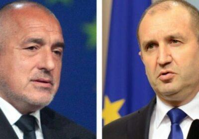 Борисов обвинява Радев: Ако имахме държавен глава в момента, ситуацията щеше да бъде много по-спокойна