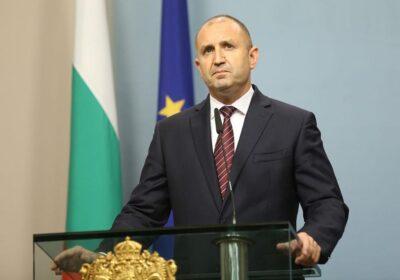 Румен Радев свиква Народното събрание до дни