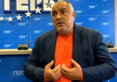 Борисов: Радев гласува 3 минути и 40 секунди с машина. Значи хората трябва да са два пъти по-интелигентни от него