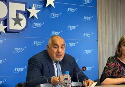 """""""Барометър"""" предрече размазваща победа за ГЕРБ и Бойко Борисов на изборите"""
