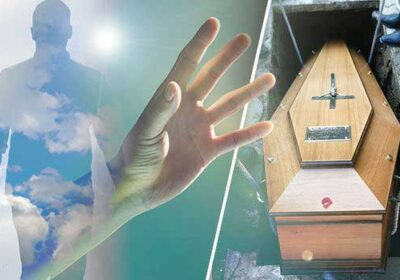 Мъж се събуди от клинична смърт и разказа за отвъдния свят и среща със Спасителя