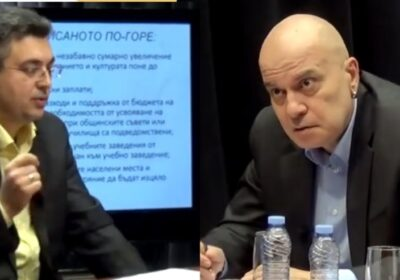 Пламен Николов на кастинг при Слави: Тройно вдигане на преподавателските и учителските заплати